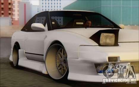 Nissan 240sx Blister для GTA San Andreas вид сбоку