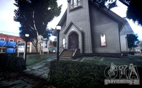 ZXC ENBSeries для GTA 4 третий скриншот