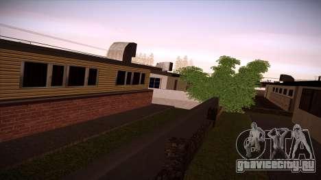 Новые дома в Las Venturas v1.0 для GTA San Andreas пятый скриншот