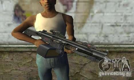 HK 23E для GTA San Andreas третий скриншот
