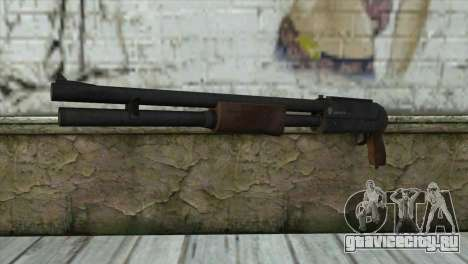 M3 Sawn-Off Shotgun для GTA San Andreas