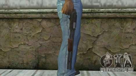 M3 Sawn-Off Shotgun для GTA San Andreas третий скриншот
