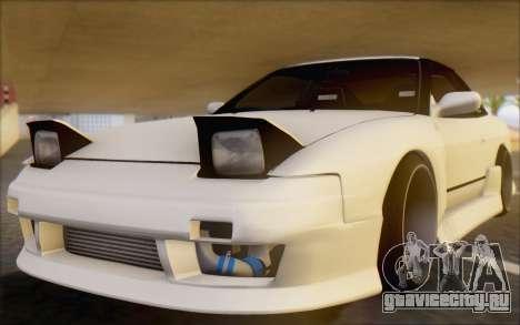 Nissan 240sx Blister для GTA San Andreas вид справа