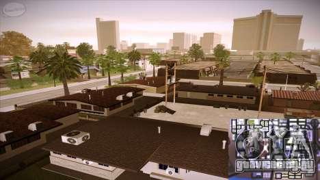 Новые дома в Las Venturas v1.0 для GTA San Andreas седьмой скриншот