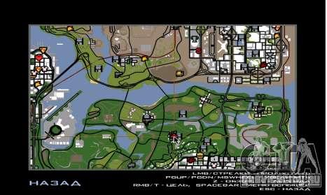 Новая деревня Диллимур v1.0 для GTA San Andreas восьмой скриншот