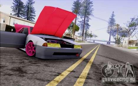 Elegy New Drift Kor4 для GTA San Andreas вид сзади
