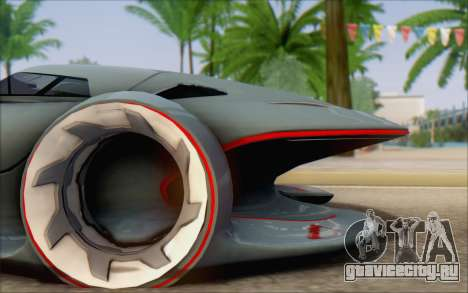 Mercedes-Benz SilverArrow для GTA San Andreas