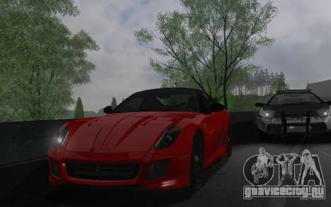 ENBSeries by AVATAR 4.0 Final для слабых ПК для GTA San Andreas шестой скриншот