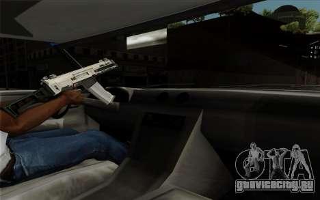 Feltzer с жёсткой крышей для GTA San Andreas вид изнутри