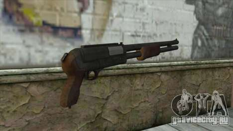 M3 Sawn-Off Shotgun для GTA San Andreas второй скриншот