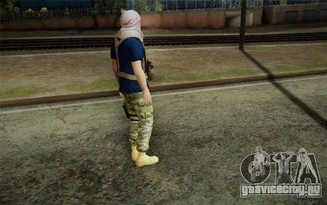 Policia Comunitaria для GTA San Andreas третий скриншот