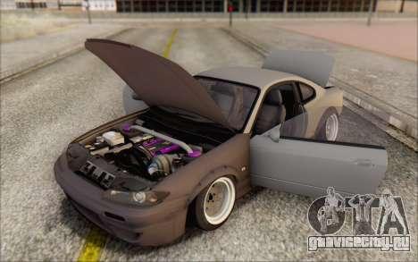 Nissan Silvia S15 Fail Camber для GTA San Andreas двигатель