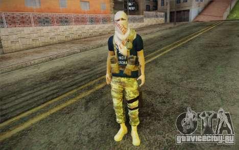 Policia Comunitaria для GTA San Andreas второй скриншот