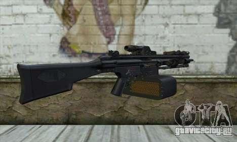 HK 23E для GTA San Andreas второй скриншот