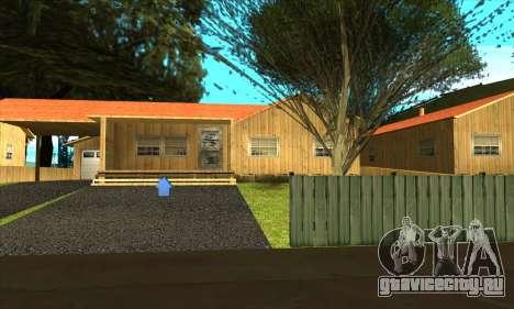 Новая деревня Диллимур v1.0 для GTA San Andreas пятый скриншот