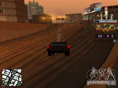C-HUD Простоквашино для GTA San Andreas третий скриншот