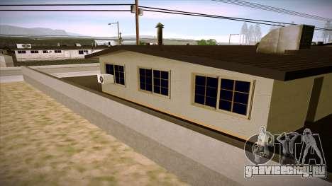 Новые дома в Las Venturas v1.0 для GTA San Andreas четвёртый скриншот
