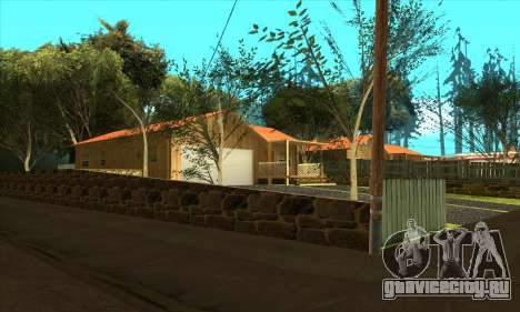 Новая деревня Диллимур v1.0 для GTA San Andreas второй скриншот