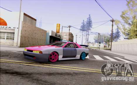 Elegy New Drift Kor4 для GTA San Andreas
