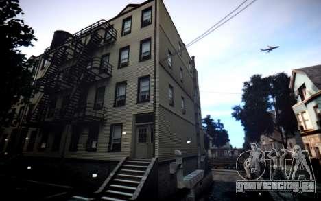 ZXC ENBSeries для GTA 4 пятый скриншот
