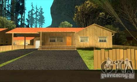 Новая деревня Диллимур v1.0 для GTA San Andreas шестой скриншот