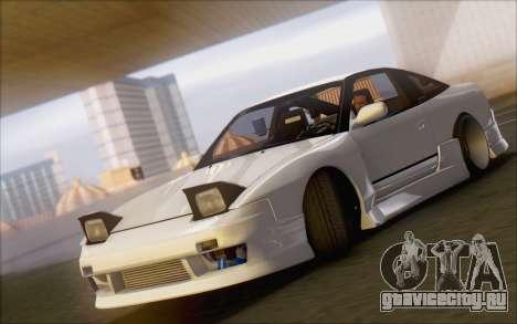 Nissan 240sx Blister для GTA San Andreas