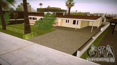 Новые дома в Las Venturas v1.0 для GTA San Andreas третий скриншот