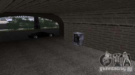 Новые текстуры ЖД Вокзала в Лас Вентурасе для GTA San Andreas второй скриншот