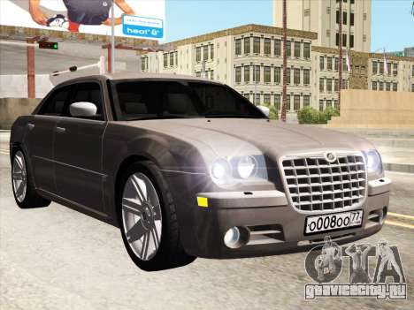 Chrysler 300C 2009 для GTA San Andreas вид слева