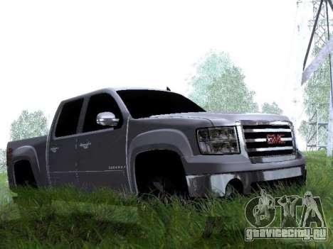 GMC Sierra SLT для GTA San Andreas