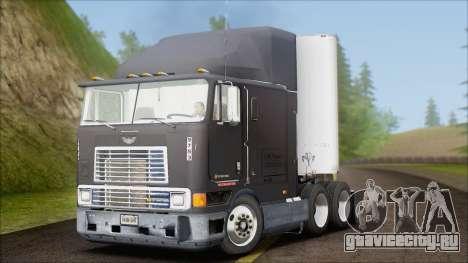 Navistar International 9800 v2 для GTA San Andreas