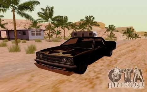 Picador GTA 5 для GTA San Andreas вид справа