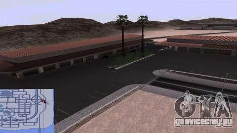 Новые текстуры ЖД Вокзала в Лас Вентурасе для GTA San Andreas шестой скриншот