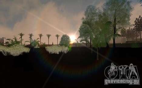 ENBSeries by AVATAR 4.0 Final для слабых ПК для GTA San Andreas второй скриншот