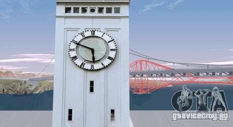 RoSA Project v1.5 San-Fierro для GTA San Andreas третий скриншот