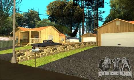 Новая деревня Диллимур v1.0 для GTA San Andreas четвёртый скриншот
