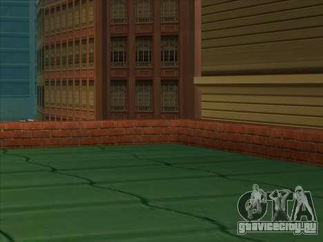 Новое депо в Сан-Фиеро для GTA San Andreas третий скриншот