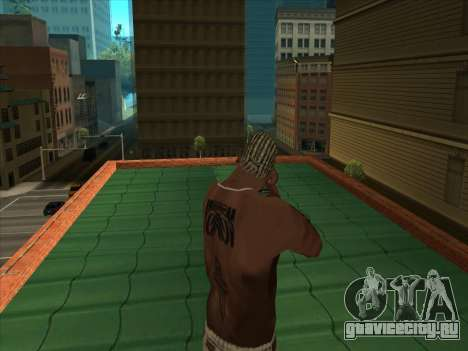 Новое депо в Сан-Фиеро для GTA San Andreas второй скриншот