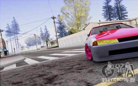 Elegy New Drift Kor4 для GTA San Andreas вид сбоку