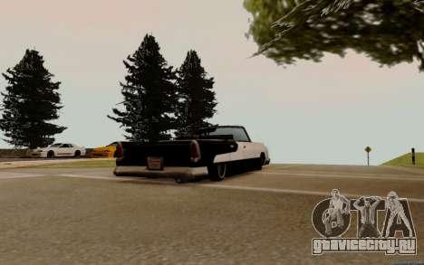 Oceanic Кабриолет для GTA San Andreas вид справа