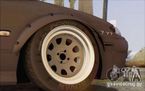 Nissan Silvia S15 Fail Camber для GTA San Andreas вид справа