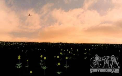 ENBSeries by AVATAR 4.0 Final для слабых ПК для GTA San Andreas третий скриншот