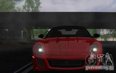 ENBSeries by AVATAR 4.0 Final для слабых ПК для GTA San Andreas