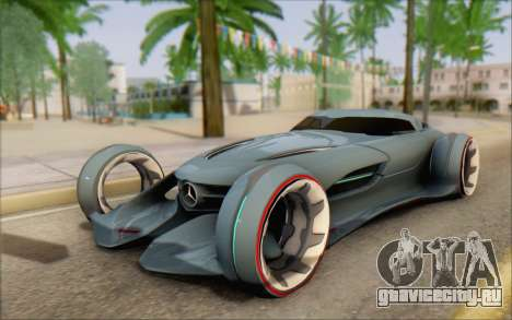 Mercedes-Benz SilverArrow для GTA San Andreas