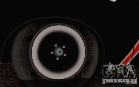 AMC Javelin для GTA San Andreas вид сзади слева