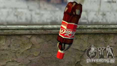 Coca Cola Grenade для GTA San Andreas второй скриншот