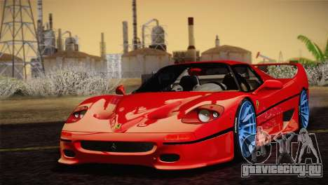 Ferrari F50 1995 для GTA San Andreas