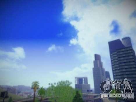 SkyBox Arrange - Real Clouds and Stars для GTA San Andreas второй скриншот
