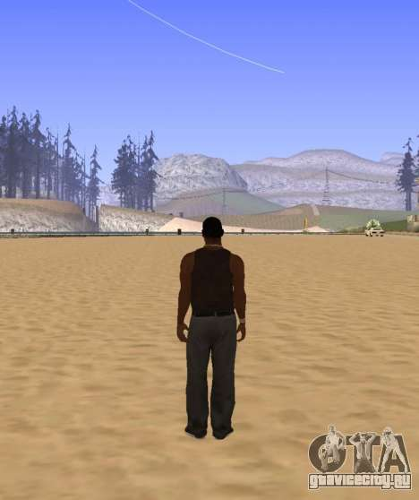 New Bmydrug для GTA San Andreas второй скриншот