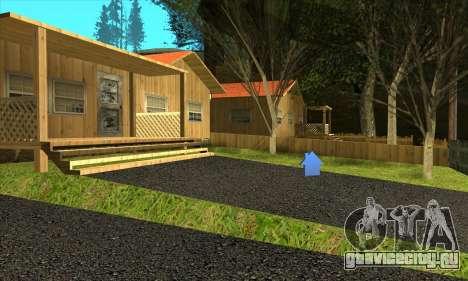 Новая деревня Диллимур v1.0 для GTA San Andreas третий скриншот